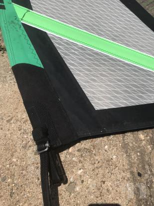 vela completa windsurf 4,2 per JR's o donna foto-44365