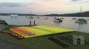 THINK ZEN-KEVLAR CARBONIO surfski / kayak da mare foto-44396