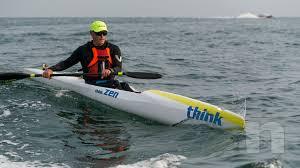 THINK ZEN-CARBONIO surfski / kayak da mare foto-22568