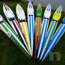 THINK SIX-FIBRA DI VETRO surfski / kayak da mare foto-44416