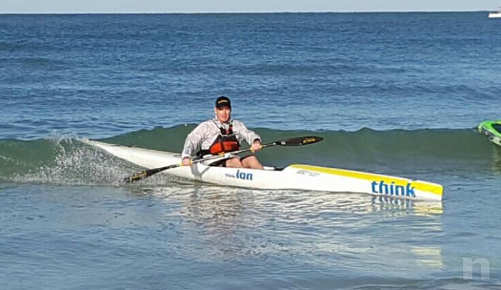 THINK ION-FIBRA DI VETRO surfski / kayak da mare foto-22578