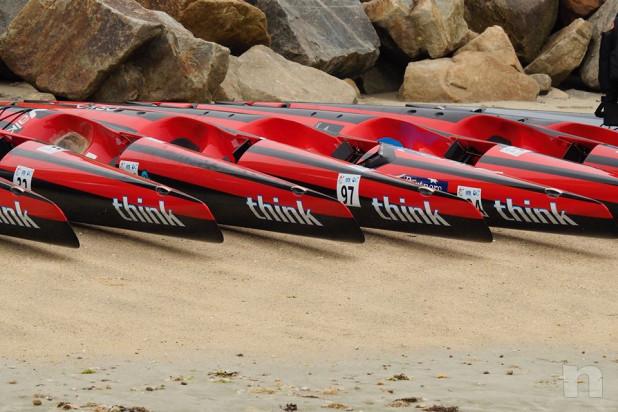 THINK ION-FIBRA DI VETRO surfski / kayak da mare foto-44440