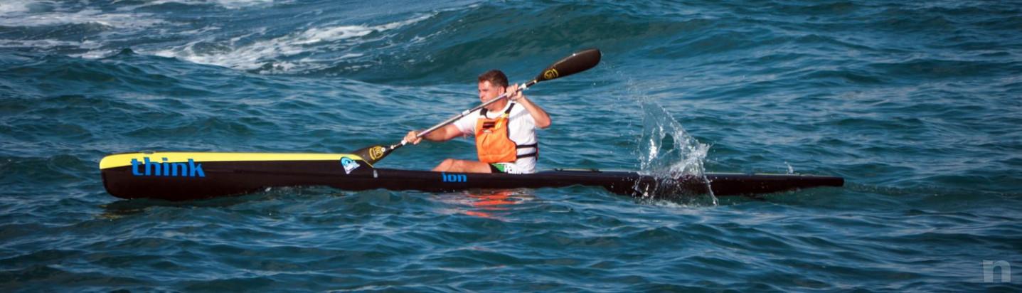 THINK ION-KEVLAR CARBONIO surfski / kayak da mare foto-22579