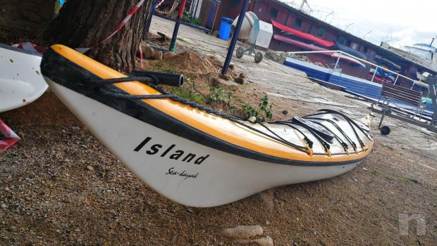 Kayak mare condizioni perfette accessoriato foto-44477