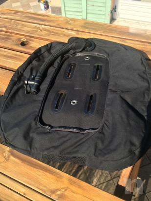 Jacket wing backplate foto-22596