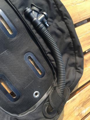 Jacket wing backplate foto-44490