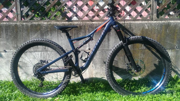 Mtb full specialized rhyme comp M5 27.5 2018 tg.S foto-22652