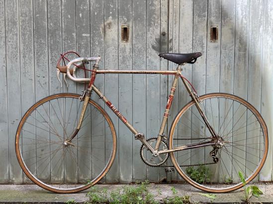 Eroica - Bici Frejus del 1955 rigenerata con pezzi originali foto-22658