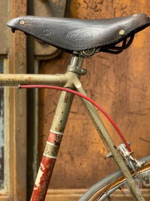 Eroica - Bici Frejus del 1955 rigenerata con pezzi originali foto-44666