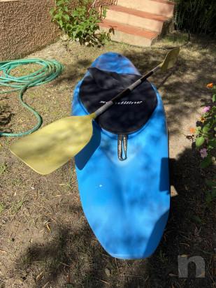 kajak da surf onda e fiume usato foto-44716