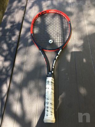 Vendo racchetta da tennis Head 300g manico 3 foto-22680