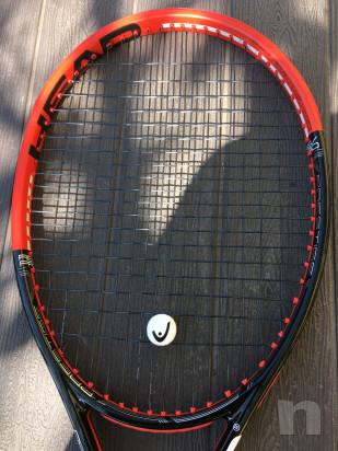 Vendo racchetta da tennis Head 300g manico 3 foto-44725