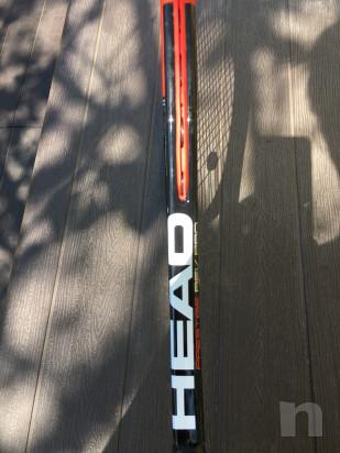 Vendo racchetta da tennis Head 300g manico 3 foto-44726