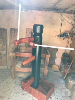 Woodendummy Uomo di legno wing chun jkd krav maga foto-44792