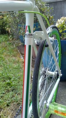 Bici fixed scatto fisso o libero ITALIA foto-44886