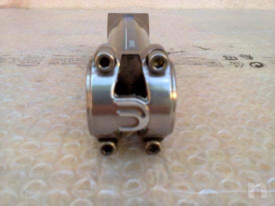 Attacco Manubrio DEDA Zero100 L130mm 82° foto-44913