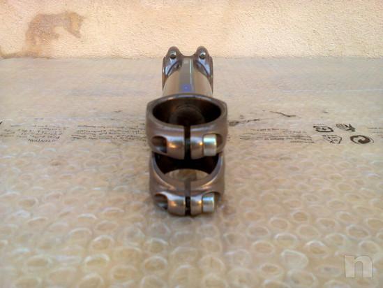 Attacco Manubrio DEDA Zero100 L130mm 82° foto-44914
