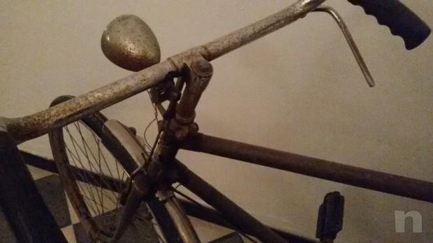 Bici Bianchi uomo classica anni '50 foto-44929