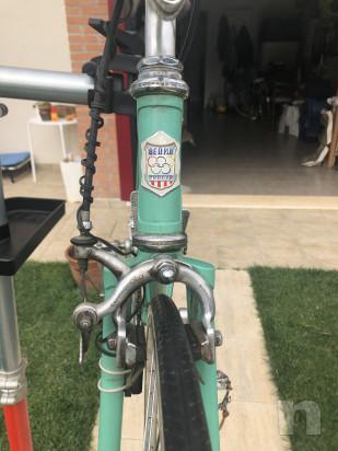 Bici vintage, corsa, anni 70, RECORD campagnolo foto-44959