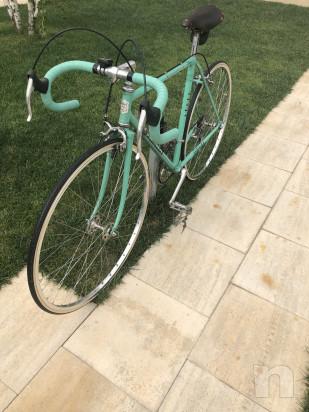 Bici vintage, corsa, anni 70, RECORD campagnolo foto-44956