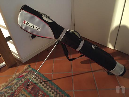 Due sacche da golf a spalla foto-22833