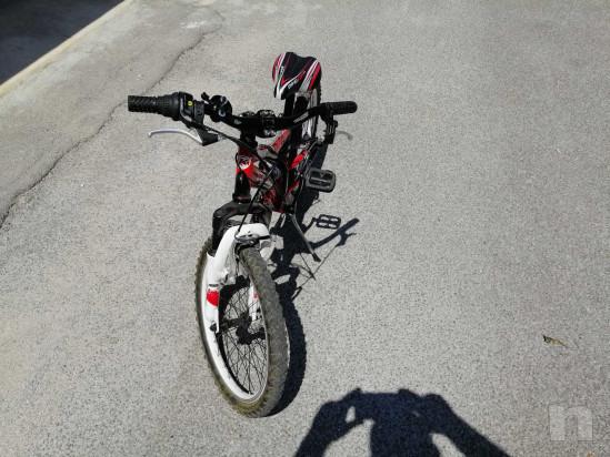 Bici 20, 6 marce, Bambino 7-9 anni, ammortizzata, come nuova foto-45068