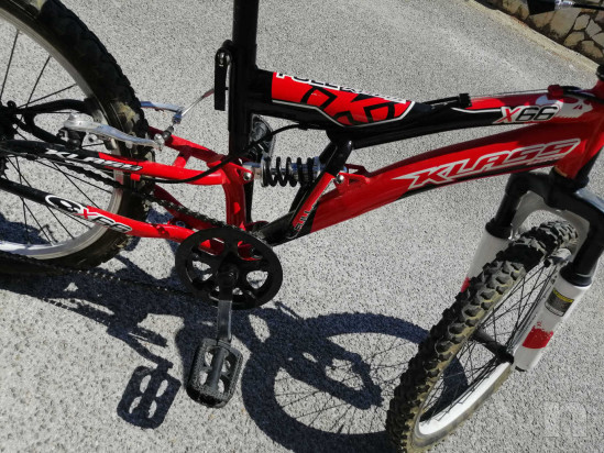 Bici 20, 6 marce, Bambino 7-9 anni, ammortizzata, come nuova foto-45069