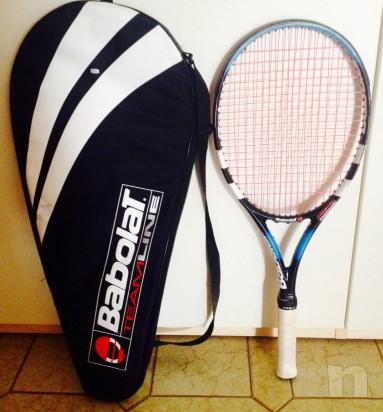 Racchette Tennis Babolat Pure Drive Team foto-3934