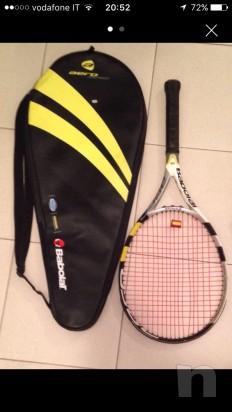 Vendo racchetta da tennis babolat foto-2286