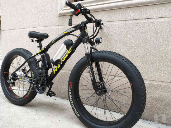 Bike Elettrica foto-45093