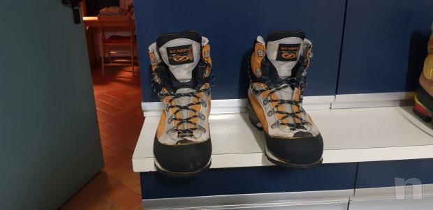 Vendo scarponi Scarpa Triolet e Cumbre anche separatamente  foto-45171