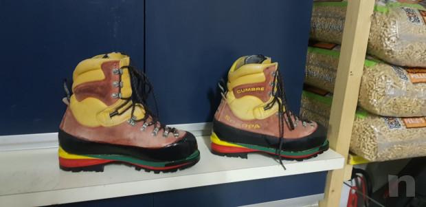 Vendo scarponi Scarpa Triolet e Cumbre anche separatamente  foto-22884