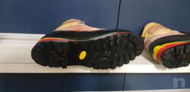 Vendo scarponi Scarpa Triolet e Cumbre anche separatamente  foto-45169