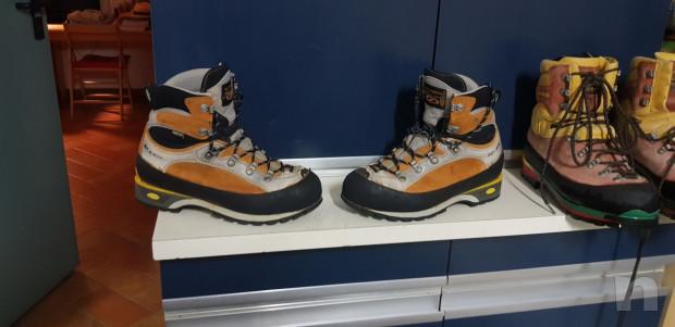Vendo scarponi Scarpa Triolet e Cumbre anche separatamente  foto-45172