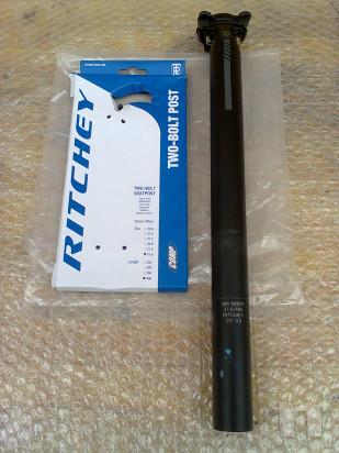 Reggisella usato Ritchey Comp 2020 TWO-BOLT 31.6x400mm Alluminio foto-22890