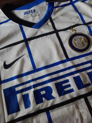 Maglia Inter 20/21 De Vrij originale foto-45262