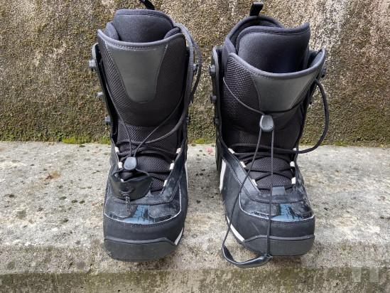 Vendo accessori snowboard uomo foto-45272