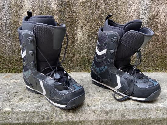 Vendo accessori snowboard uomo foto-45273