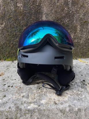 Vendo accessori snowboard uomo foto-45271