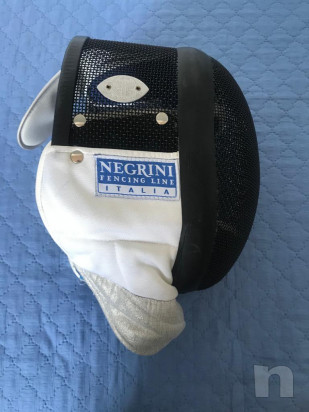 Maschera Negrini S-XS 1600 N foto-22977