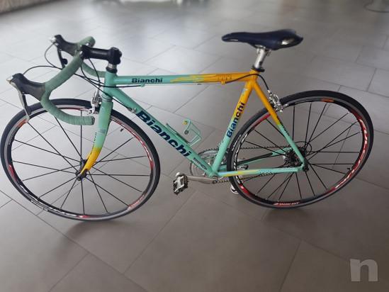 Bianchi modello Pantani foto-22998
