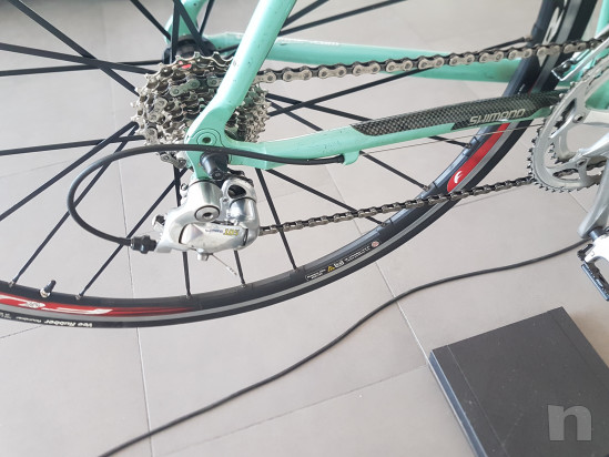 Bianchi modello Pantani foto-45406