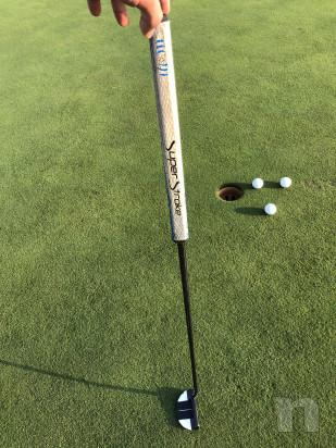 "Putt Golf Taylormade Spider Mallet counterbalance 38"" foto-45545"