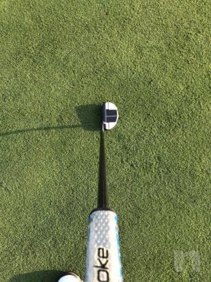 "Putt Golf Taylormade Spider Mallet counterbalance 38"" foto-45544"