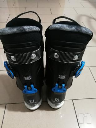 scarponi uomo sci Salomon taglia 26  foto-23105