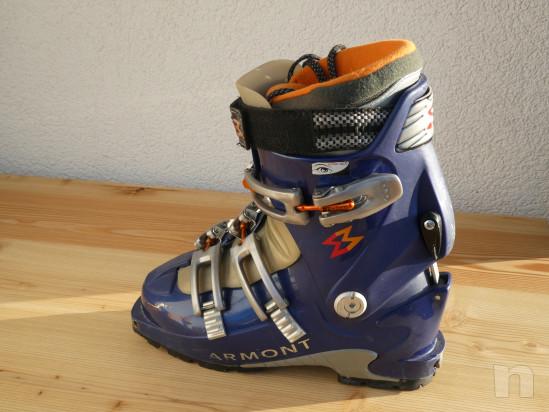 scarponi sci alpinismo donna foto-23113