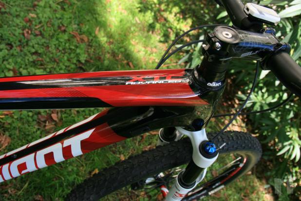 MTB Giant XTC3 27.5 ADV Taglia M Carbon foto-45638