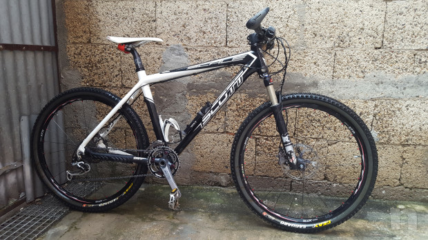 Scott scale 10 xtr in carbonio foto-23123