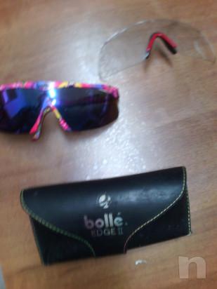 occhiali golf bolle' microedge2 con lenti di ricambio foto-23134