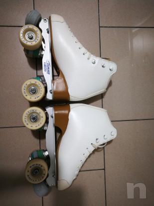 Pattini rotelle Edea e calze da pattinaggio foto-45718
